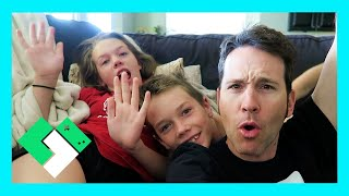 FIRST DAY OF SUMMER BREAK! (Day 1881)