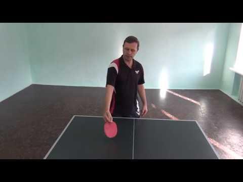 Вопрос: Как держать теннисную ракетку?