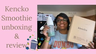 Kencko Smoothie | unboxing & review