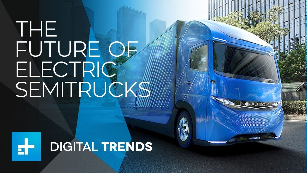 Electric Semitrucks are the Latest Buzz in the Trucking Industry