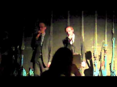 Karaoke: Morgen på Atlantis