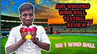 Ans winpro wind ball unboxing …