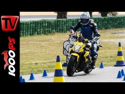 Reifentest | Michelin Pilot Road 4 - 2014