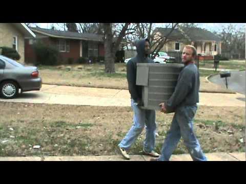 4616 Newton AC Unit Delivery