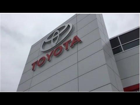 Big Selection at Toyota Northwest Edmonton