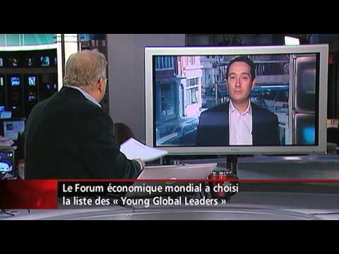 Personnalité de la semaine La Presse / Radio-Canada