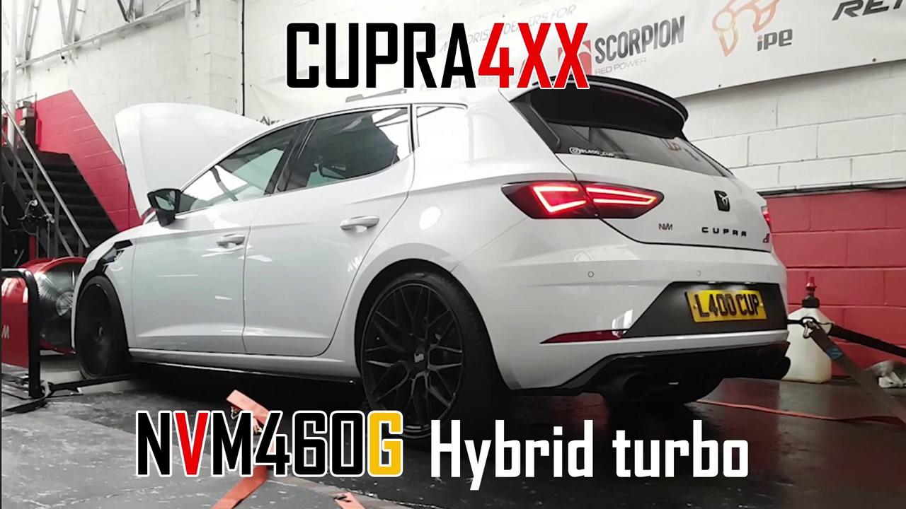 STAGE 3!!! Seat Leon Cupra 450Bhp - Hybrid Turbo - NV