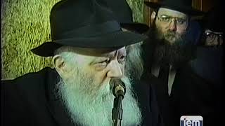 Highlights from 770: The Lubavitcher Rebbe Addresses a Group of Donors in English