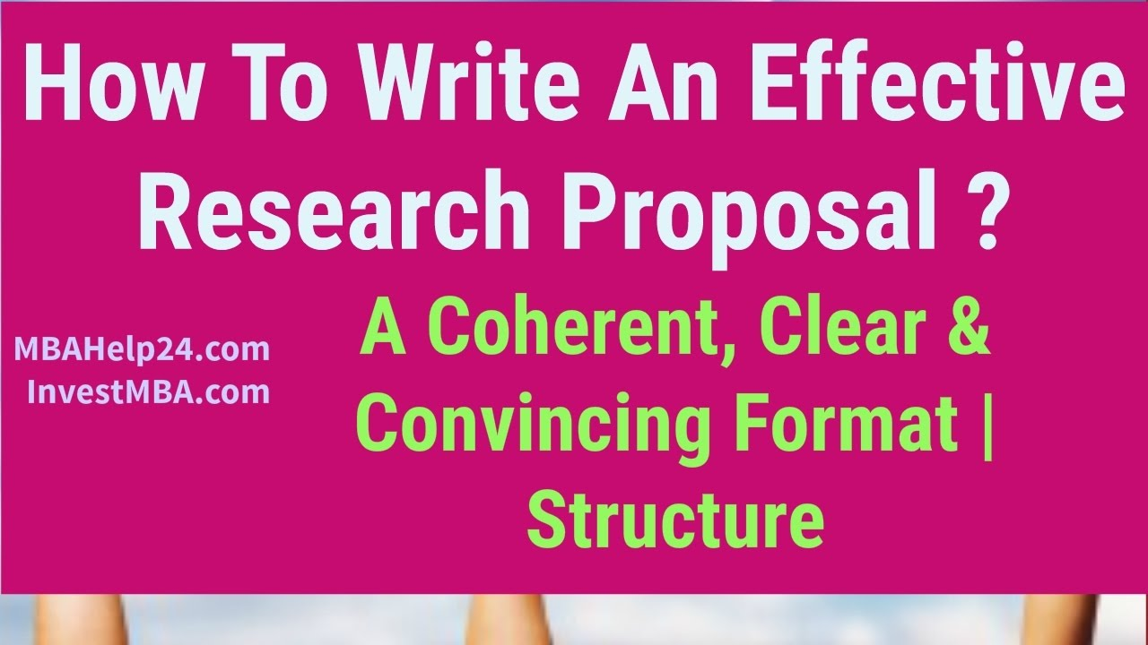 research proposal part i Read an example of a successful research proposal: part ii, western journal of nursing research on deepdyve, the largest online rental service for scholarly research with thousands of academic publications available at your fingertips.