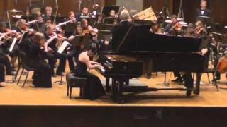 Play Symphonic Variations, For Piano & Orchestra (Also Arr. For 2 Pianos), M. 46