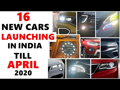 16 New Cars Launching In 2 Months Till April | Upcoming Cars India 2020 | ASY