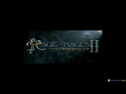 Rage of Mages II: Necromancer gameplay (PC Game, 1999) thumbnail