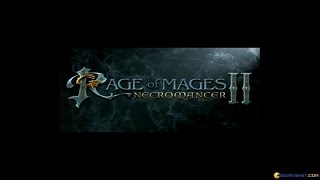 Rage of Mages II: Necromancer gameplay (PC Game, 1999)