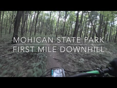 Mohican State Park - First Mile Downhill