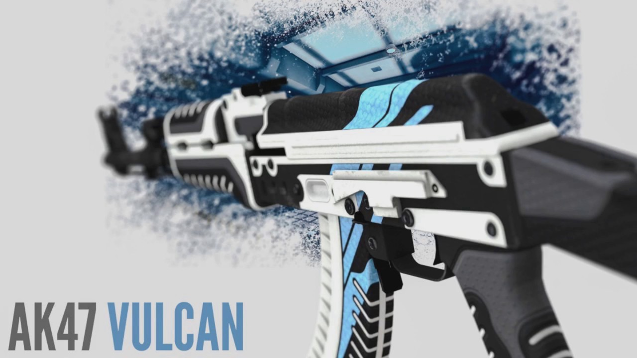 how to get ak 47 vulcan for free