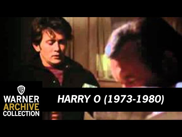 Harry O: The Complete First Season - Such Dust As Dreams Are Made On