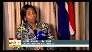 Nkoana-Mashabane lashes out at ICC