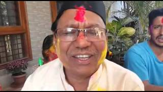 New song of Narendra Singh Negi on political crises of uttarakhand