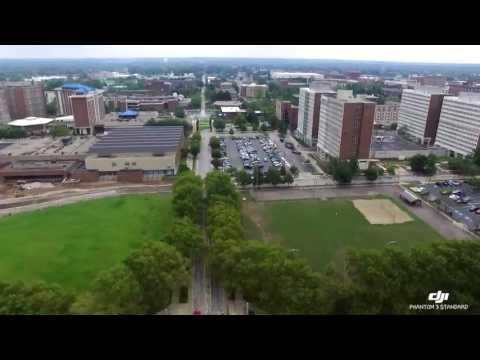Indiana State University Drone Footage