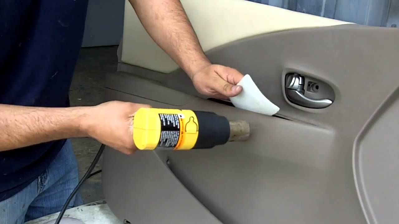 Door Panel Repair Youtube