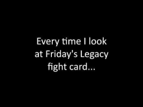 LFC 37 Makes Me Feel Like...