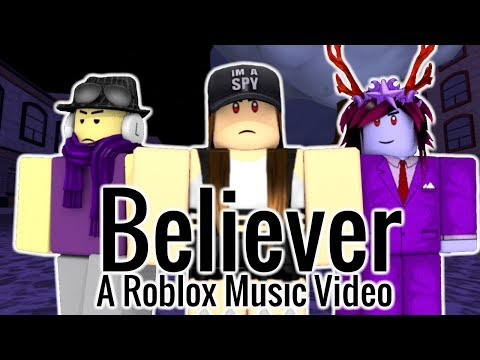 Believer - Imagine Dragons | Roblox Music Video | The Lost Vampire Memories Part 1