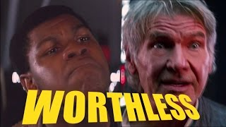 The Force Awakens is The Worst Movie of All Time