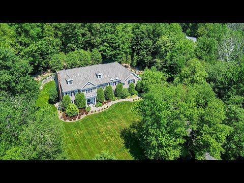 Real Estate Video Tour | 4 Turtle Ridge Court Ridgefield, CT 06877 | Fairfield County