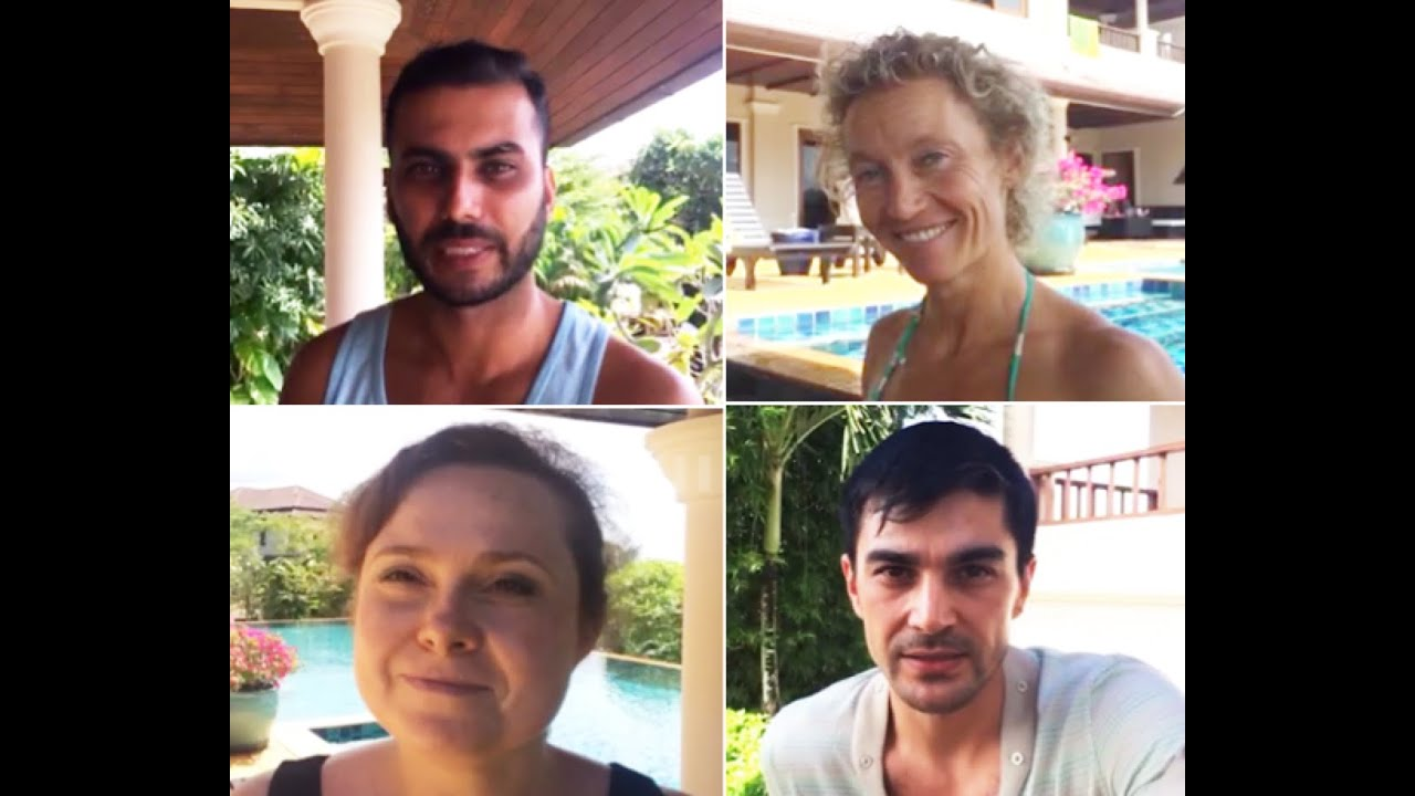 Experiences from 10-day Tantra Massage Art of Touch Retreat
