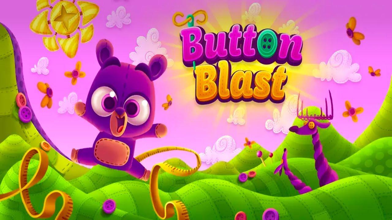 Button Blast Android Gameplay u1d34u1d30