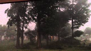 Sturm 11.Juli 2013 PRA`DELLE TORRI, Caorle VE, Italien