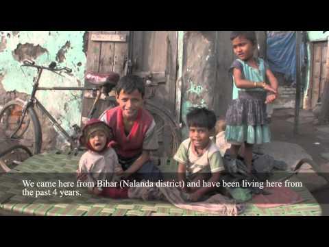 Voices from Delhi's slum