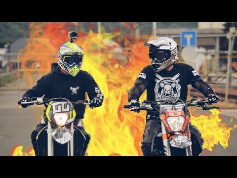 We Are Your Friends // EPIC SUPERMOTO VIDEO