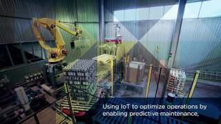 Connected Manufacturing: Becoming the factory of the future