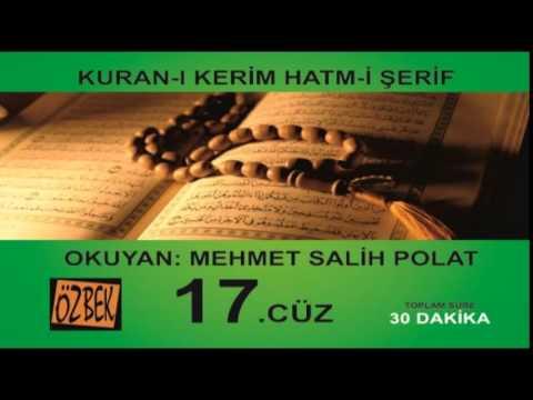17.CÜZ HIZLI HATİM MUKABELE