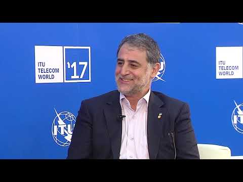 ITU TELECOM WORLD 2017:  Rasoul Saraeian, CEO, Telecommunication Company of Iran