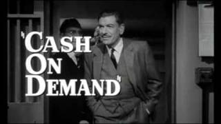Cash On Demand 1962 (trailer).mp4