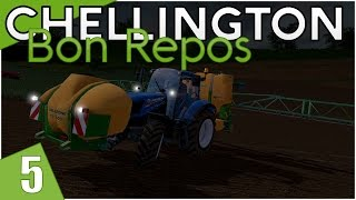 Video Farming Simulator 15 |  Chellington Bon Repos | Episode 5 download MP3, 3GP, MP4, WEBM, AVI, FLV November 2018