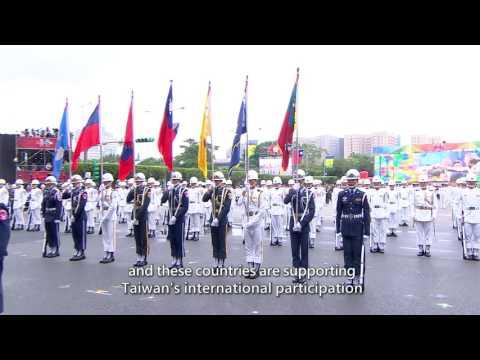 Republic of China (Taiwan) President Tsai Ing-wen's National Day Address 10/10/16