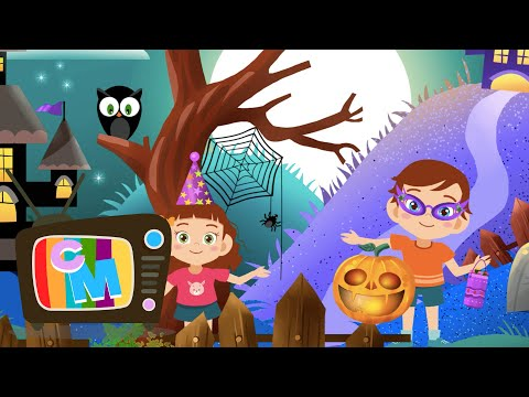 Halloween   – Clopotelul Magic – cantece pentru copii – Cantece pentru copii in limba romana
