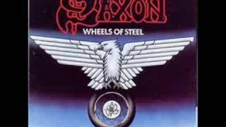 Watch Saxon Machine Gun video