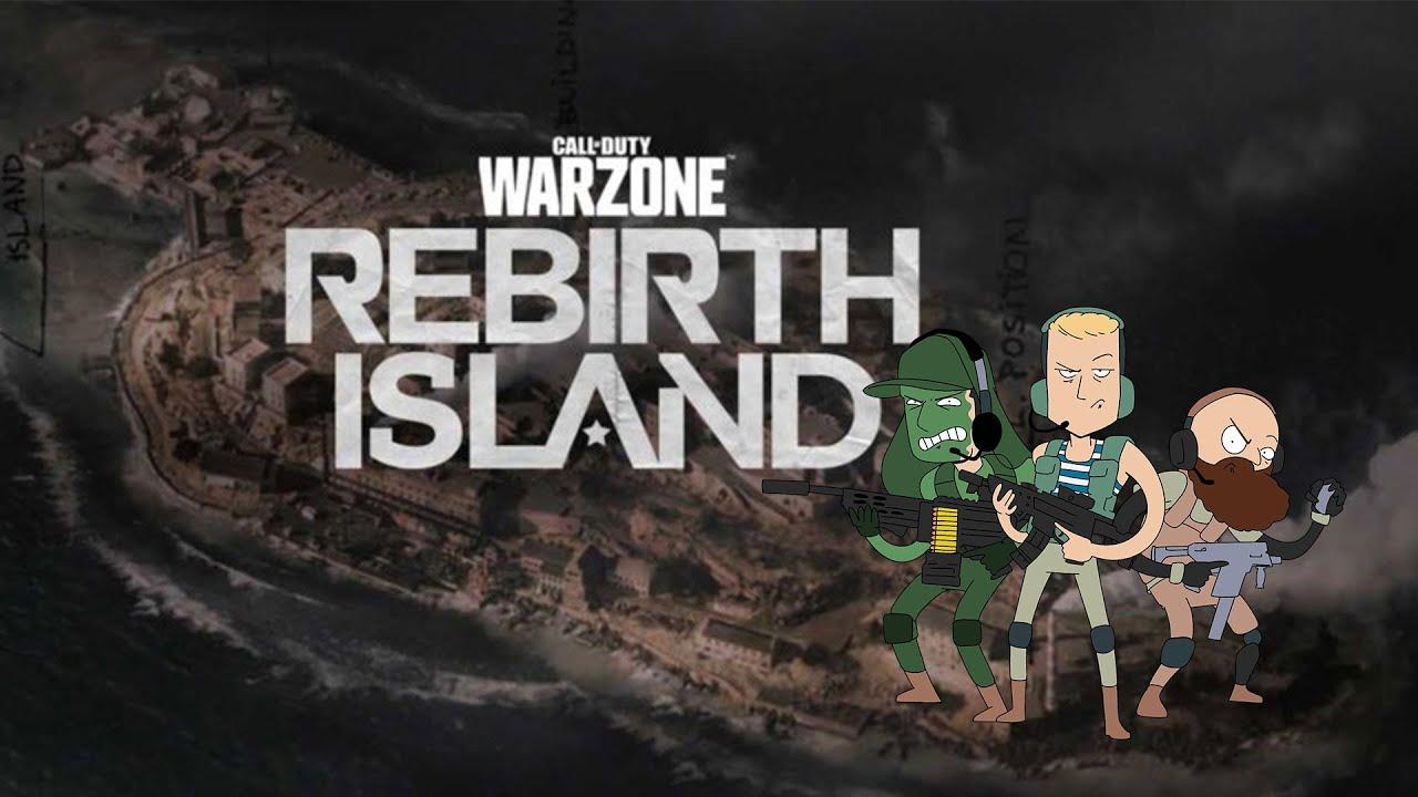 Warzone - Always knock!
