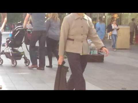 Australia Express - Didgeridoo dans la rue