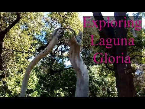 Exploring Laguna Gloria