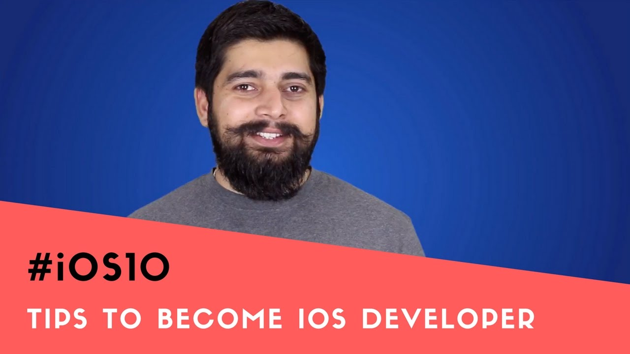 How to become an iOS developer - tips