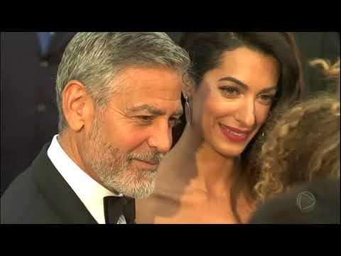 George Clooney se recupera após sofrer acidente de moto na Itália