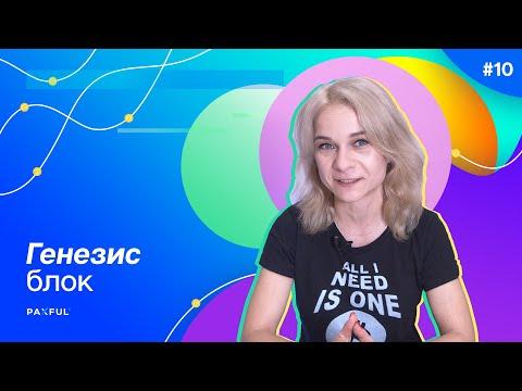 Genesis блок   Ольга Полещук