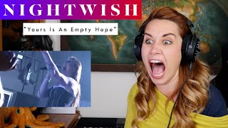 """Download Nightwish """"Yours Is An Empty Hope"""" REACTION & ANALYSIS by Vocal Coach / Opera Singer"""