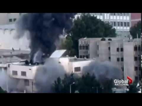 Netanyahu says international pressure won't stop Gaza strikes