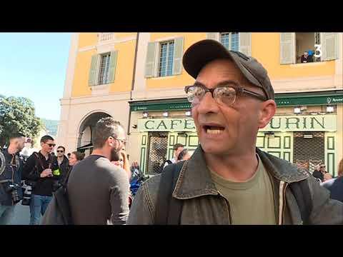 """Mobilisation des """"gilets jaunes"""" à Nice : des rassemblements malgré les interdictions"""